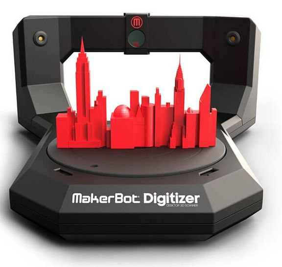 Makerbot – Digitizer