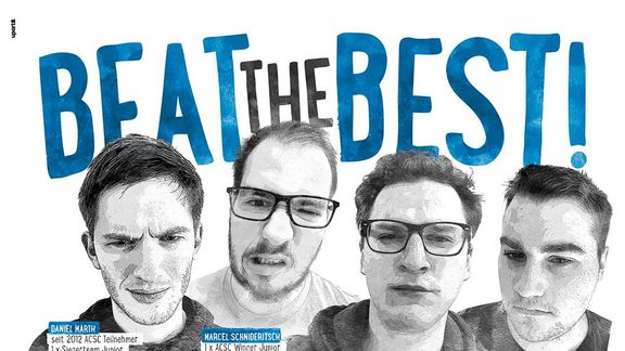 Cover Beat the best